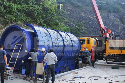 Waste Tyre Recycling Plant Cost