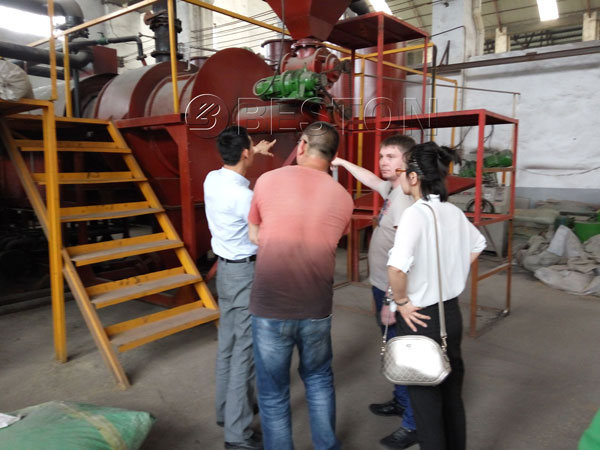 Rice Hull Charcoal Making Machine for Sale