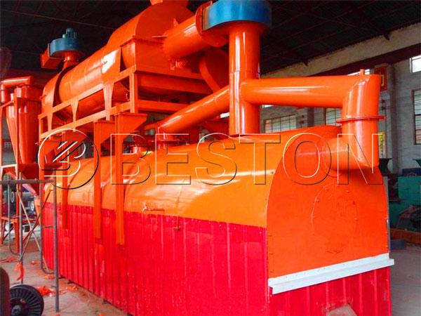 charcoal carbonization furnace
