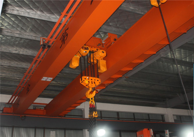Double girder overhead crane for sale in China