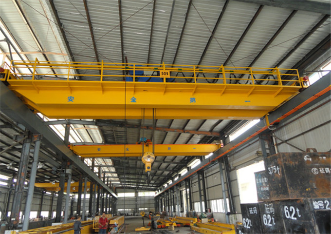 High quality double girder overhead crane from China