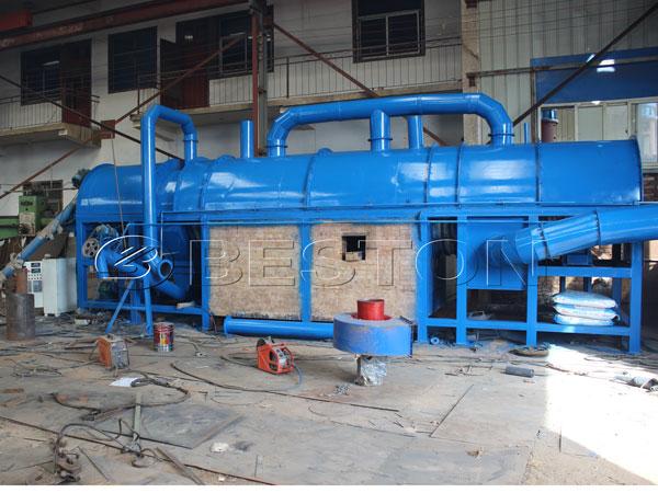 Beston Sludge Carbonization Machine