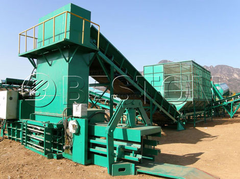 Garbage Treatment And Disposal Plant