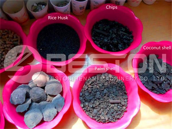 Biomass Charcoal