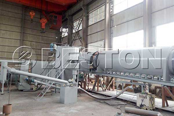 Charcoal Making Machine Manufacturers