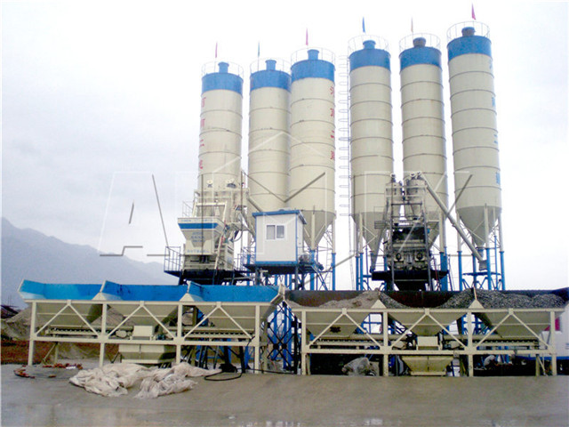 Concrete Mixing Plant buy