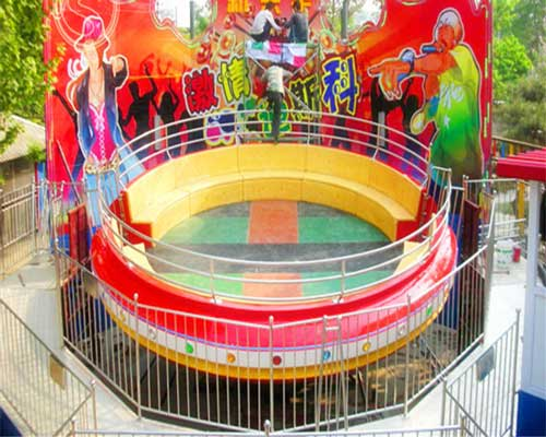 Amusement Disco Tagada Ride