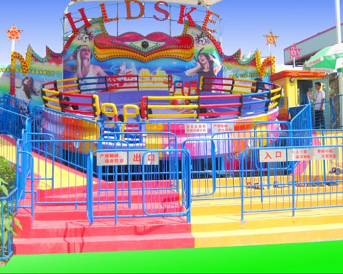 Tagada Ride For Amusement Park