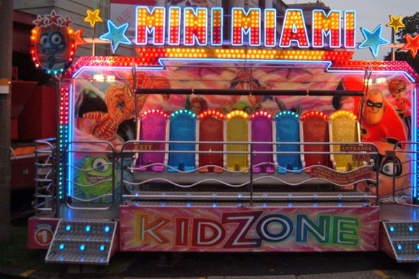 Mini Miami Ride for Children