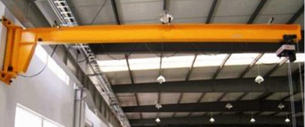 Wall-Mounted Jib Cranes Are Popular
