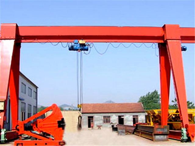 Type 16 ton gantry crane