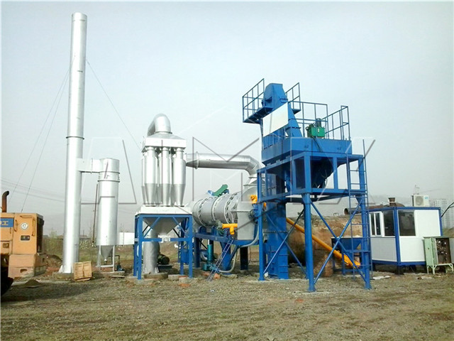 Mobile Asphalt Mixing Plant for sale